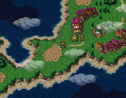 Chrono Trigger Virtual Console Launch screenshot 2