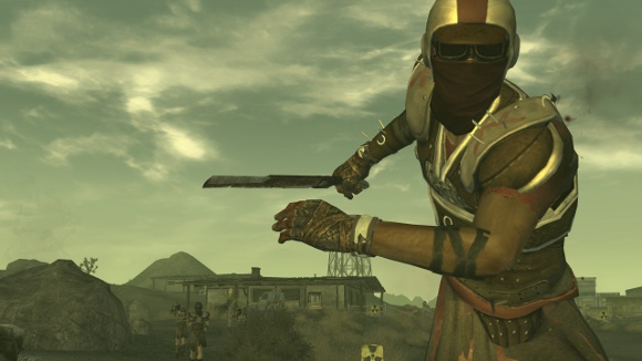 Fallout New Vegas Three DLC Announcement screenshot