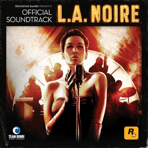 LA Noire Soundtrack cover