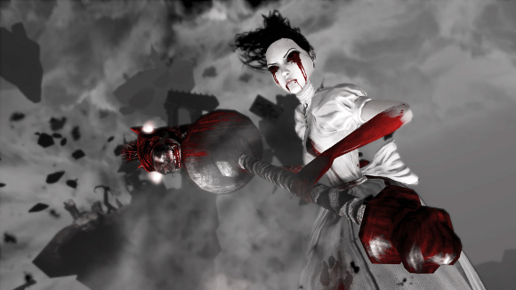 Alice Madness Returns Launch Announcement screenshot