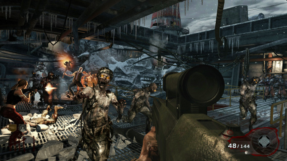 Call of Duty: Black Ops Escalation DLC Pack PC Launch screenshot