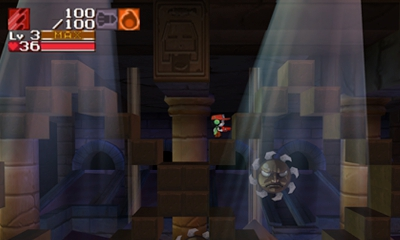 Cave Story 3D June Screens screenshot 4