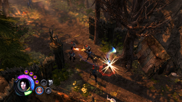 Dungeon Siege 3 Demo Launch Announcement screenshot