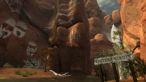 Fallout New Vegas Honest Hearts PS3 Launch Announcement screenshot