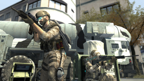 Ghost Recon Online E3 Nintendo Wii U Announcement screenshot 1