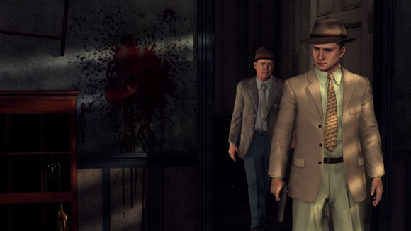 LA Noire Nicholson Electroplating DLC Launch (360, PS3) Announcement screenshot 2