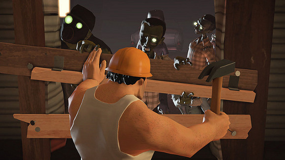 Dead Block (360, PS3) Live Arcade Launch Announcement screenshot 2
