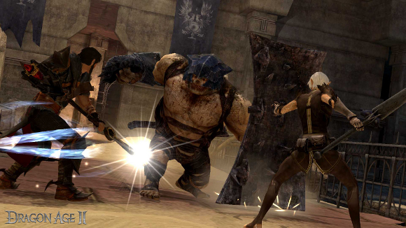 Dragon Age II (360, Mac, PC, PS3) Legacy DLC Launch Announcement - Screenshot 1