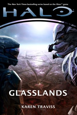 Halo Grasslands (Book) Announce cover