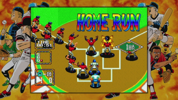 Neo Geo Station (PS3) The King of Fighters '95 and Baseball Stars 2 Announcement - Screenshot 2