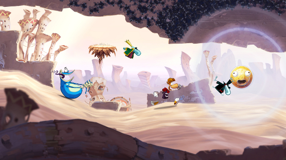 Rayman Origins (360, PS3, Wii) Comic-Con Screenshots - Screenshots 3