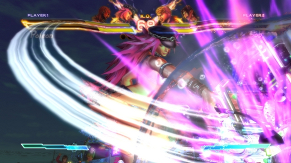 Street Fighter x Tekken (360, PS3, Vita) Comic-Con Character Announcement - Screenshot 3