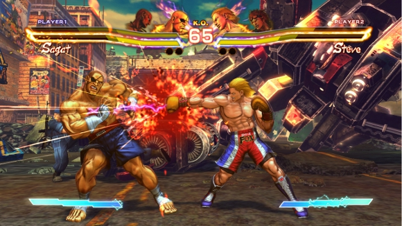 Street Fighter x Tekken (360, PS3, Vita) Comic-Con Character Announcement - Screenshot 4