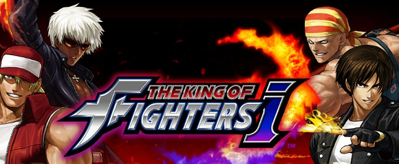 The King of Fightersi (iPad, iPhone, iPod) iOS Launch Announcement header