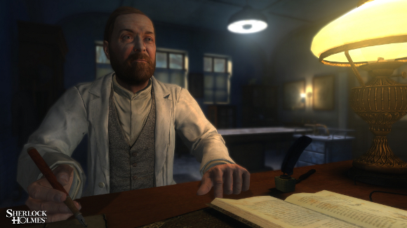 The Testament of Sherlock Holmes (360, PC, PS3) Late July Screens - Screenshot 3