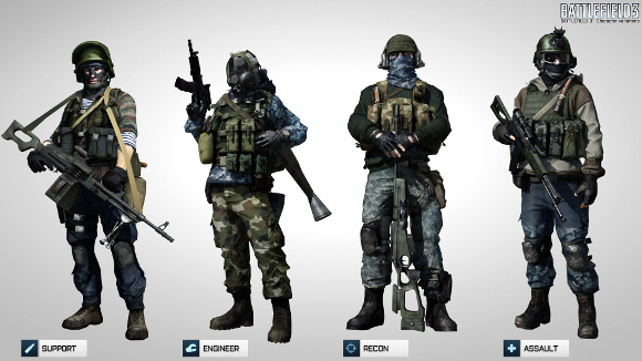 Battlefield 3 (360, PC, PS3) Preorder DLC Announcement - Screenshot 1