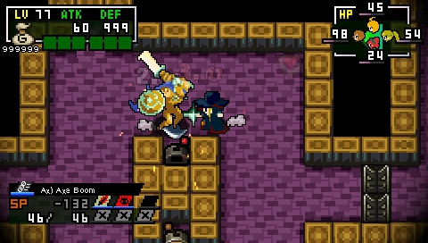 ClaDun x2 (PSP) Late August Screenshots Announcement - Screenshot 1