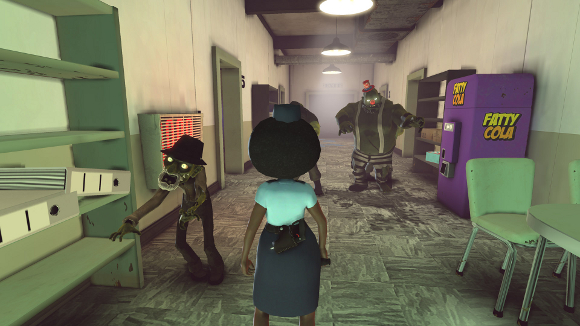 Dead Block (360, PS3) 360 DLC Launch Announcement - Screenshot 2