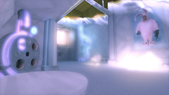 Quantum Conundrum (360, PC, PS3) Announcement - Screenshot 1