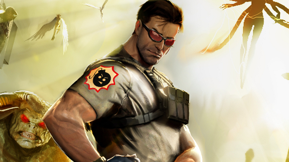 Serious Sam 3 BFE (360, PC, PS3) Box Art Announcement - Header