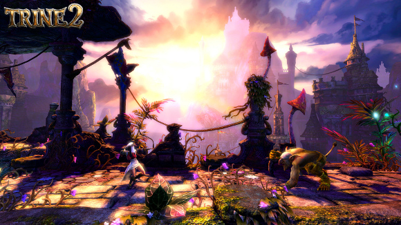 Trine 2 (Mac, PC) Release Date Announcement - Screenshot 2