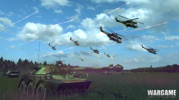 Wargame: Escalation Europe (PC) Site Launch and New Shots Announcement - Screenshot 4