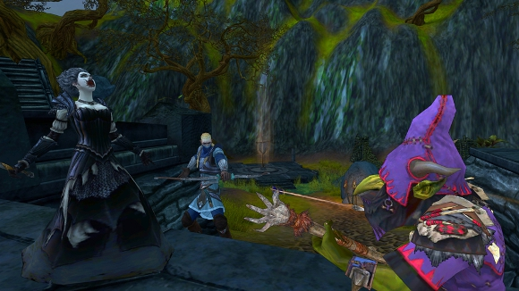 Warhammer Online: Wrath of Heroes (PC) Announcement - Screenshot 2