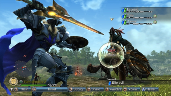 White Knight Chronicles II (PC) Gone Gold Announcement - Screenshot 1