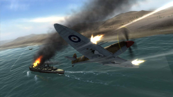 Air Conflicts: Secret Wars (360, PC) Launch Announcement - Screenshot 3