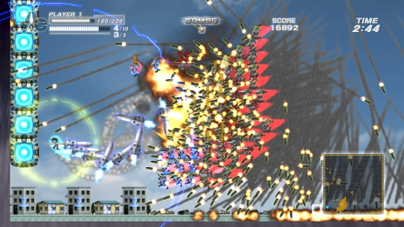 Bangai-O HD: Missile Fury (360) Title Update and Extended Demo Announcement - Screenshot 2