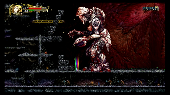 Castlevania Harmony of Despair (360, PS3) PS3 Launch Announcement - Screenshot 1