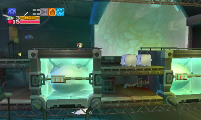 Cave Story Cave Story 3D (3DS) September Screenshots - Screenshot 5