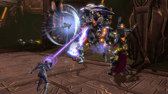 DC Universe Online (PC, PS3) Free-to-Play Announcement - Screenshot 2