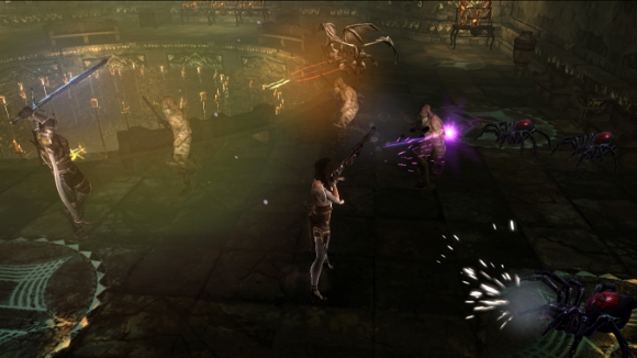 Dungeon Siege 3 (360, PC, PS3) Treasures of the Sun DLC Announcement - Screenshot 3