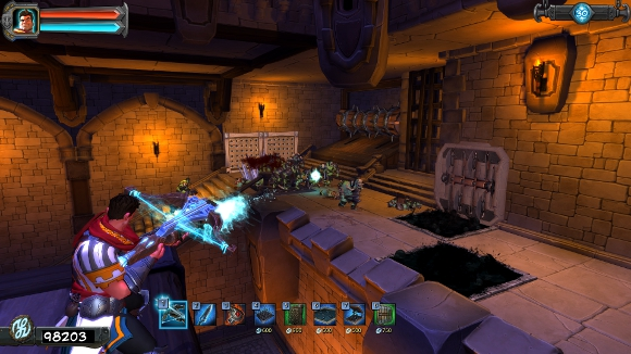 Orcs Must Die! (360, PC) Release Date Announcement - Screenshot 6