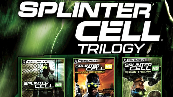 Tom Clancy S Splinter Cell Trilogy Hd Sneakes Onto Ps3