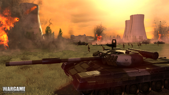 Wargame: European Escalation (PC) Sept New Shots Announcement - Screenshot 1