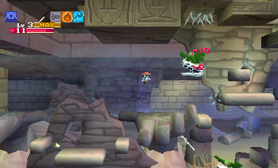 Cave Story 3D (3DS) October Screenshot - Screenshot 3