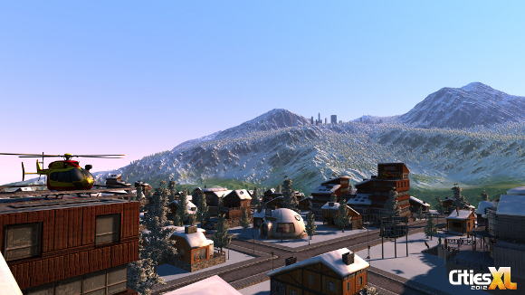 Cities XL 2012 (PC) October Screenshots - Screenshots 8