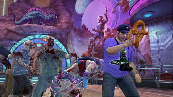 Dead Rising 2: Off The Record (360, PC, PS3) Launch Announcement - Screenshot 1