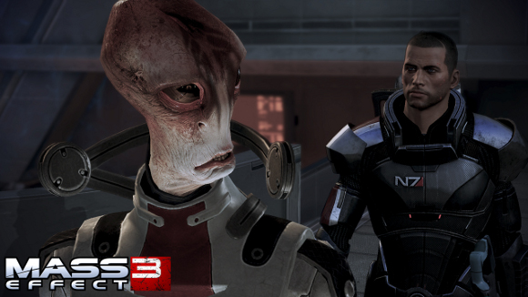 Mass Effect 3 (360, PC, PS3) Multiplayer Announcement - Screenshot 5