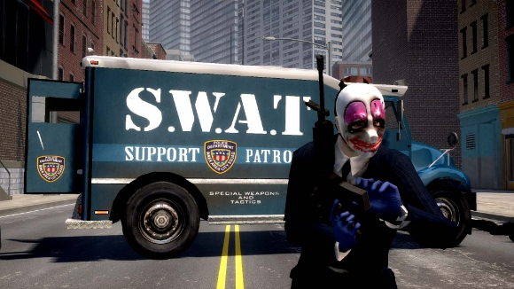 Payday: The Heist (PC, PS3) Delay Announcement - Screenshot 1