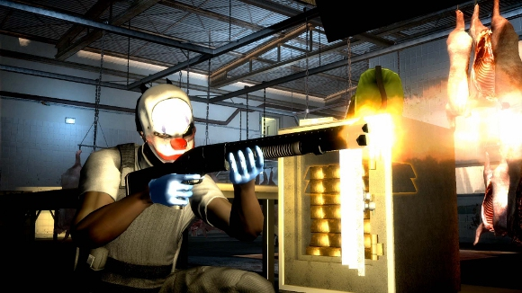 Payday: The Heist (PS3) PS3 Launch Announcement - Screenshot 1