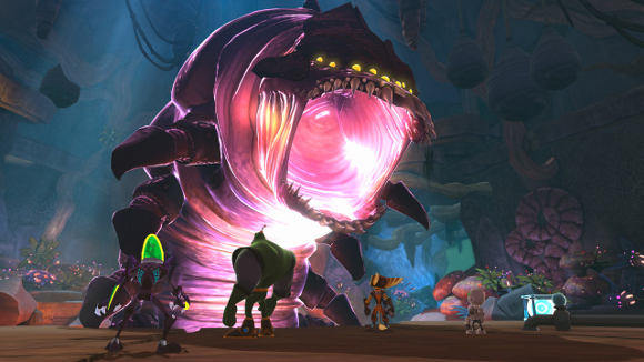 Ratched and Clank: All 4 One (PS3) Launch Announcement - Screenshot 1