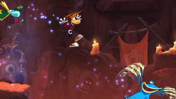 Rayman Origins (360, PS3, Vita, Wii) October Screenshots - Header