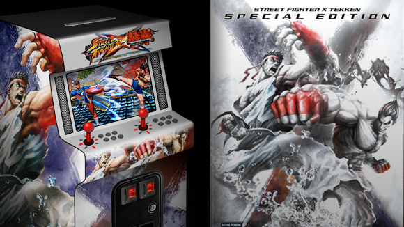 Street Fighter x Tekken (360, PS3, Vita) Special Edition Announcement and Release Date Announcement - Header