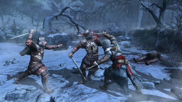 Assassins Creed Revelations (360, PC, PS3) 360 and PS3 Launch Announcement - Screenshot 1
