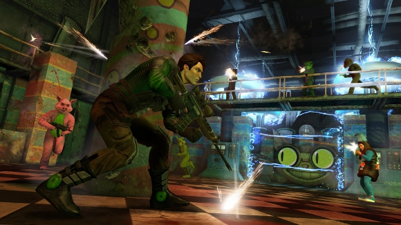 Saints Row: The Third (360, PC, PS3) Launch Announcement - Screenshot 3