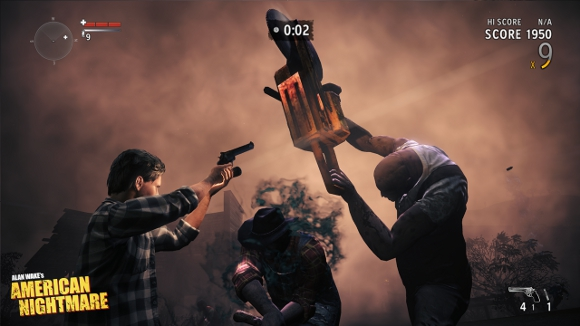 Alan Wake's American Nightmare (360) Fight Till Dawn Announcement - Screenshot 1