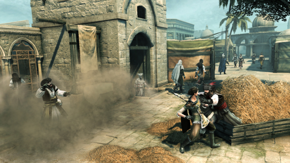 Assassin's Creed Revelations (360, PC, PS3) Mediterranean Traveler Map Pack DLC Launch Announcement - Screenshot 1